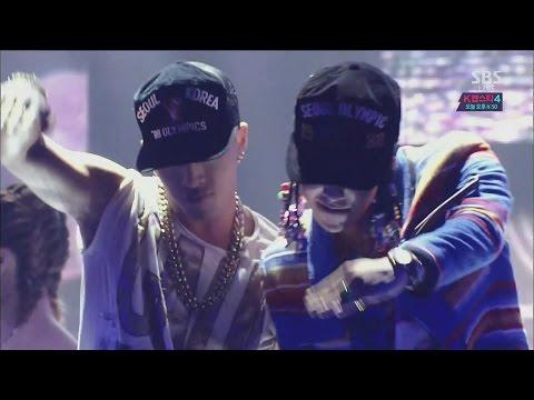 GD X TAEYANG -'GOOD BOY' 1207 SBS Inkigayo