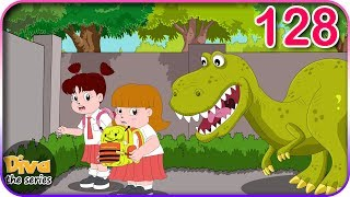 Video Seri Diva | Eps 128 Ada Dinosaurus di Museum | Diva The Series Official MP3, 3GP, MP4, WEBM, AVI, FLV Juni 2018