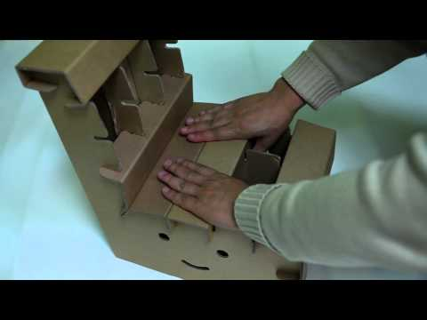 мебель из картона скачать