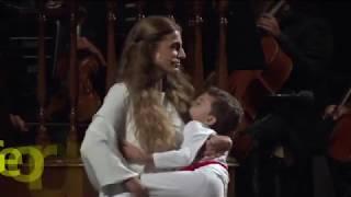 """Silvia Colombini & Danilo Rea - Memorial Pavarotti 2016 """"Qui dove il mare luccica"""" - Summertime"""