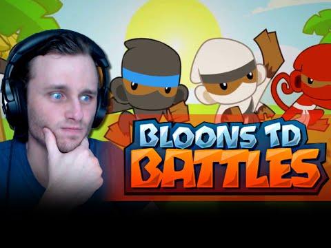 Bloons TD Battles | SEND THE ZEBRAS!