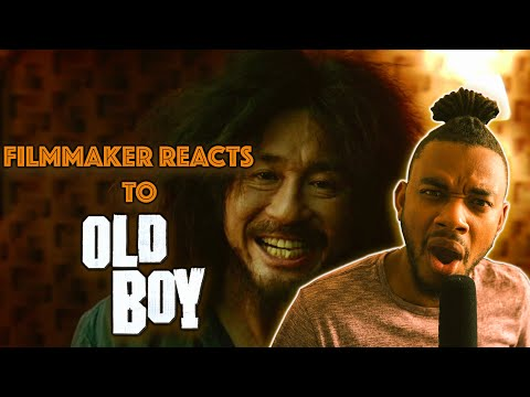FILMMAKER MOVIE REACTION!! OldBoy (2003) FIRST TIME REACTION!!