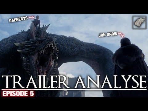 Folge 5   Trailer Analyse   Ist Cersei schwanger ?   Game of Thrones   Staffel 7   Fan Theorie