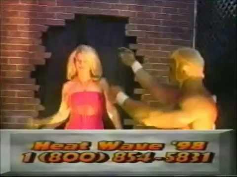 ECW Heatwave 98 Ad