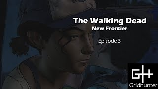 Its been a while since we last saw Javier and his group in action. As I am delving into the third installation of the New Frontier story, I am left wondering...how is this not going to end in heartache and suffering? I hope you'll enjoy it.