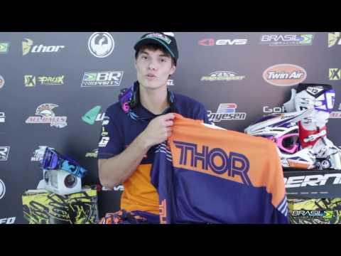 Relatos de um piloto profissional, Bruno Crivilin fala sobre Conjunto e Luvas Thor