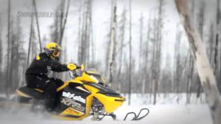 10. 2012 Ski-Doo MXZ X-RS Snowmobile Review