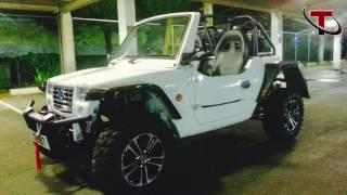 10. Awesome Street Legal UTV