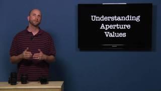 Aperture Values