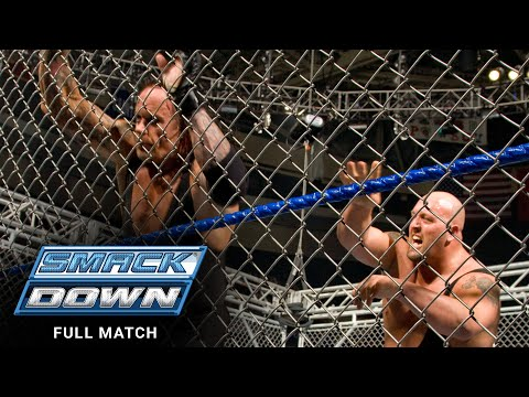 FULL MATCH - The Undertaker vs. Big Show – Steel Cage Match: SmackDown, Dec. 5, 2008