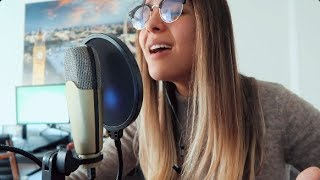 She Will Be Loved - Maroon 5 (Laura Stangl acoustic cover)