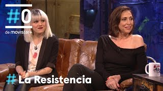 Video LA RESISTENCIA - Entrevista a Angy Fernández y María Barranco   #LaResistencia 07.03.2018 MP3, 3GP, MP4, WEBM, AVI, FLV Agustus 2018