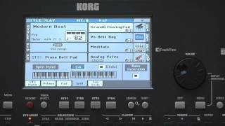 Korg Pa600 Video Manual -- Part 3: Styles