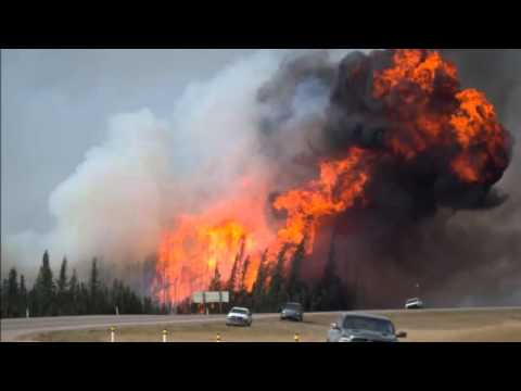 Breaking News:'unpredictable And Dangerous'||alberta Wildfire Growing, May Reach Saskatchewan
