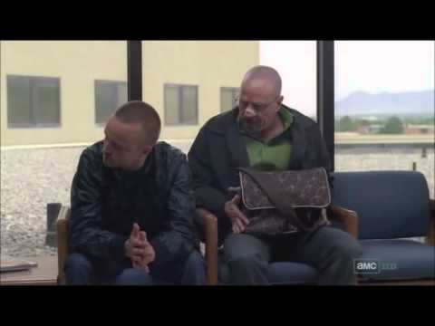 Do you bring a bomb into a Hospital??? -Breaking Bad-