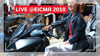 BMW C 400 GT | EICMA 2018 - Video Novità
