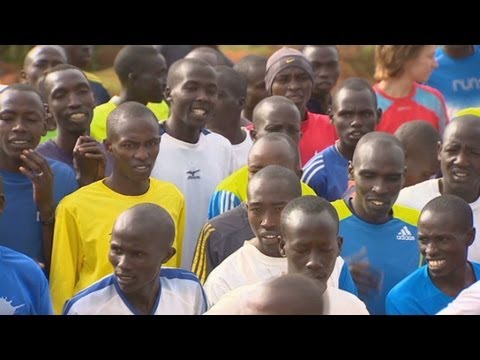 Runners - CNN's David McKenzie looks at why Iten, Kenya, has been able to produce the world's best long distance runners.