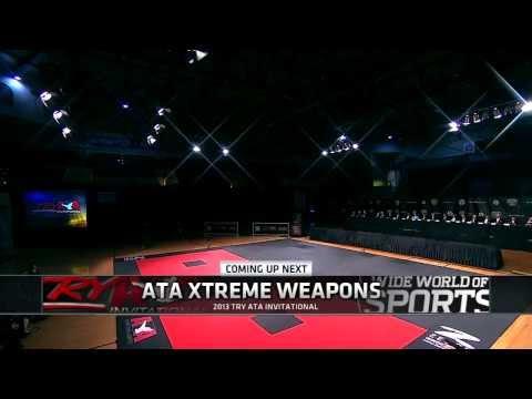 2013 TRY ATA ESPN Martial Arts Invitational