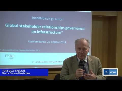 Global stakeholder relationships governance: an infrastructure