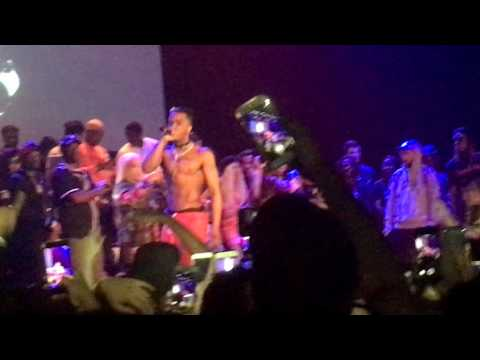XXXTentacion - Vice City (Live in LA, 6/6/17)