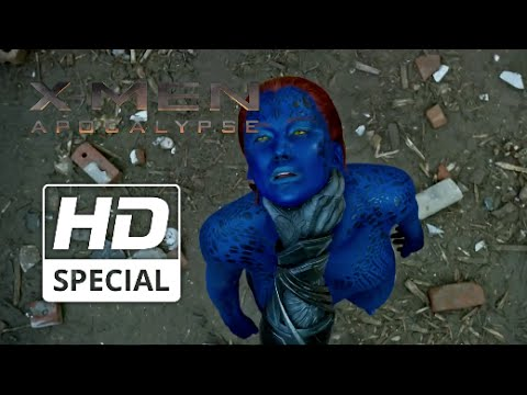X-Men: Apocalypse (Sizzle Reel 'Global Fan Screening')