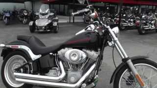 3. 2007 Harley-Davidson Softail FXST - Used Motorcycle For Sale