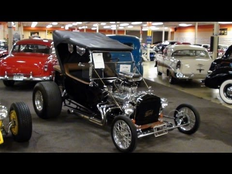 1923 Ford T-bucket Hot Rod 400 SBC with Dual Quads