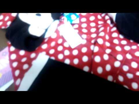 $0.99 Disney charecter Minnie Kigurumi costume Pajama