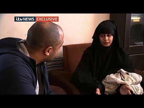 Πέθανε το μωρό της «νύφης του ISIS»