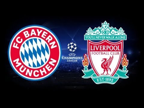 BAYERN MUNICH  1 Vs 1 LIVERPOOL LIVE STREAM CHAMPIONS LEAGUE 2019 LIVE