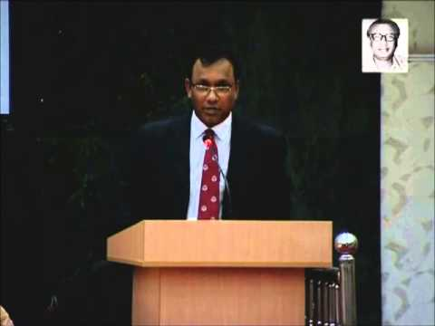 Treasurer Dhaka  University and Chairman of Tajuddin Ahmad Memorial Trust Fund Dr  Kamaluddin Ahmed'