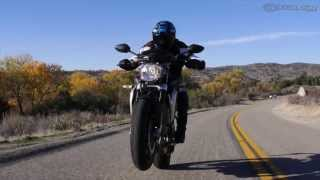 2. 2013 MV Agusta Brutale 800 - Triple-Cylinder Shootout Part 1 - MotoUSA