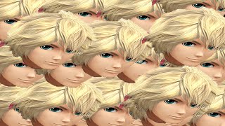 Shulk is Fair.