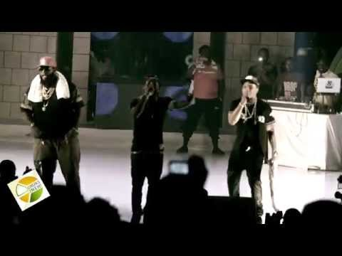 Davido's Aye song performance