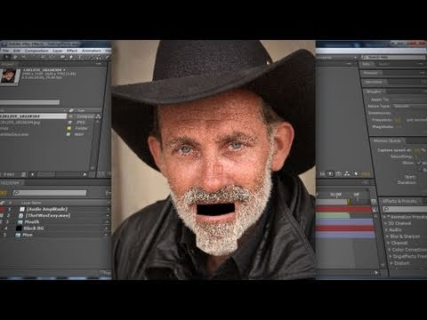 djbeto267 - In this tutorial, I show you how to bring pictures to life by making them move their mouths as if they were talking in which then you could make them say any...