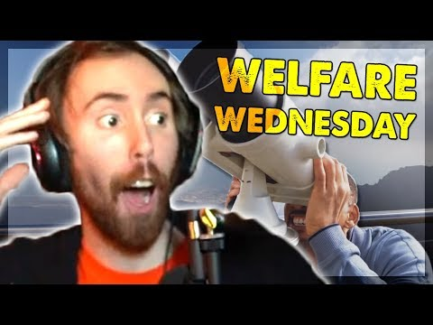 Asmongold: Twitch Chat Decides ALL Music  (Welfare Wednesday Ep. 3)