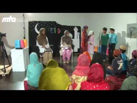 Das Eid-ul-Fitr - Das Fest des Fastenbrechens