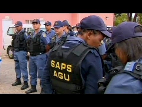 2 Western Cape SAPS AGU members arrested