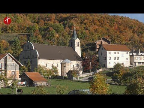 Reportaža Ovčarevo: Plodovi vjere i radosti