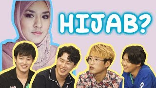 Download Video REAKSI IDOL KOREA TENTANG CEWEK INDONESIA BERHIJAB !! MP3 3GP MP4