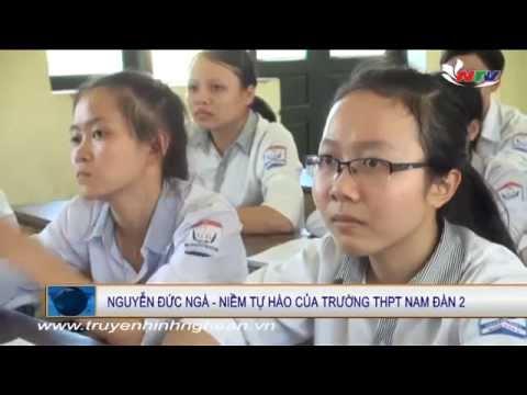 Tấm gương sáng trường THPT Nam Đàn 2