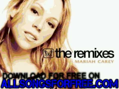 mariah carey – My All (Morales My Club Mix) – The Remixes