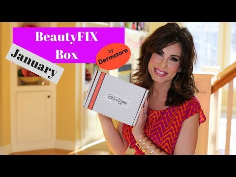 January BeautyFix Box by Dermstore