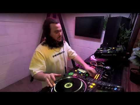 wAFF Live Set For Love TECHNO mix - 2020
