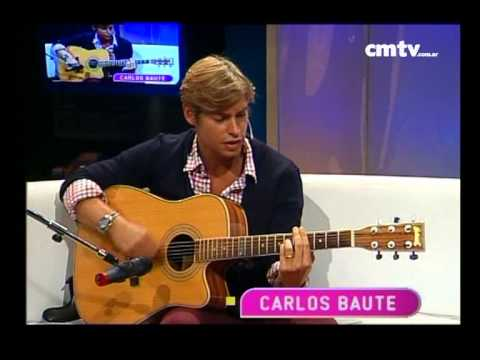 Carlos Baute video Popurrí - CM Xpress - Agosto 2014