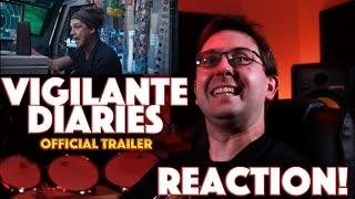 Nonton REACTION! Vigilante Diaries Official Trailer #1 - Jason Mewes, Action Movie Film Subtitle Indonesia Streaming Movie Download