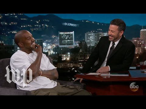 Key takeaways from Kanye West's interview with Kimmel