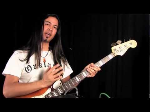 BG250 Combo Bass Amp - Dynamic Tone Contouring Filter