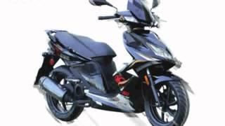 5. 2013 KYMCO Super 8 150 - Walkaround, Info