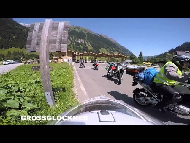 Garmisch-BMW motoros napok 2015